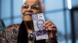 Canada's Viola Desmond $10 Bill Arrives Next