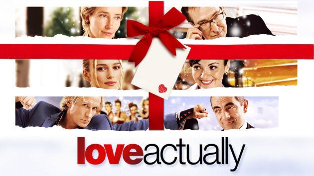 Love Actually promotional