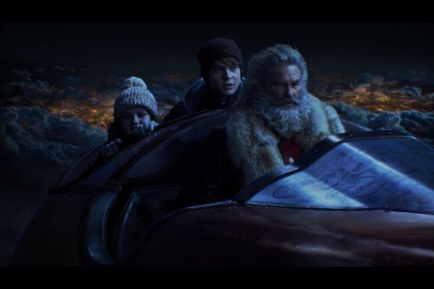 This holiday adventure is from producer Chris Columbus (