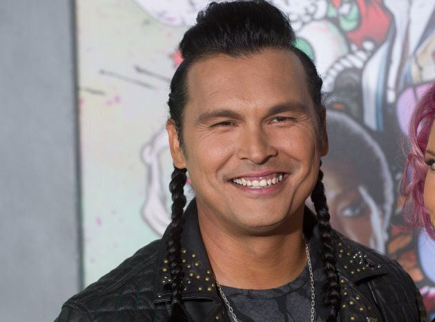 Lee wanted 'Suicide Squad' actor Adam Beach to play the lead in 'Stan Lee's The Chosen.'