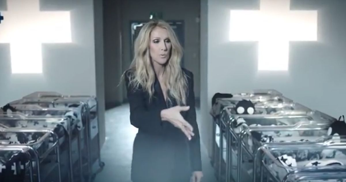bd6f667cbff Céline Dion Launches Gender-Neutral Kids Clothing Line Célinununu ...