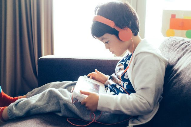 Video games can be more predictable than social interaction for kids with ASD.