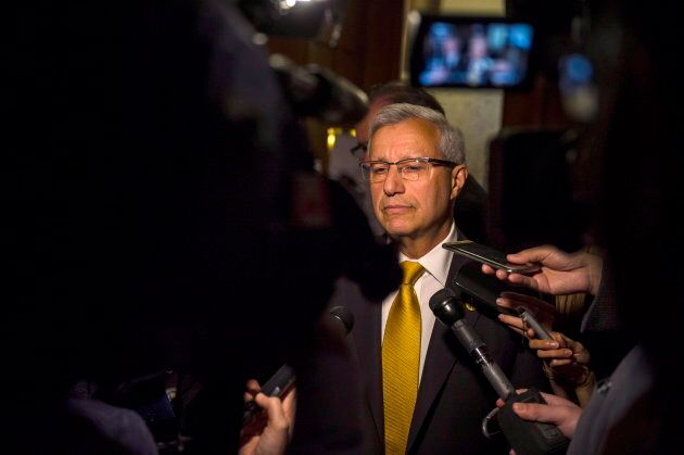 Fedeli at Queen's Park in Toronto on Sept. 24,