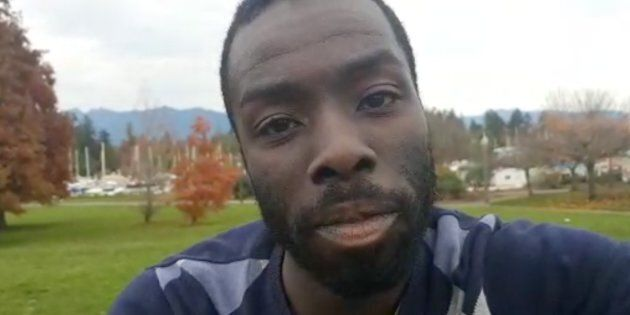 Writer and activist Desmond Cole was stopped by Vancouver police a day after arriving in the