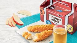 Tim Hortons Has Kids' Meals Now, And They're Very, Very