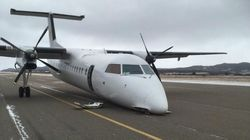 Plane Crash-Lands In Newfoundland With More Than 50 People