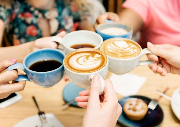 People can learn to like the bitter taste of caffeine.