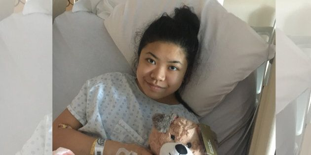 Roshlind Mance was diagnosed with two rare blood diseases earlier this year.