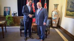 Scheer Camp Says Pressing Ford On French Services Cuts 'Like Talking To A