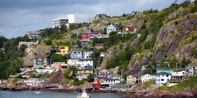The colourful Battery neighbourhood in St. John's, Nfld. The agency that regulates offshore safety in...
