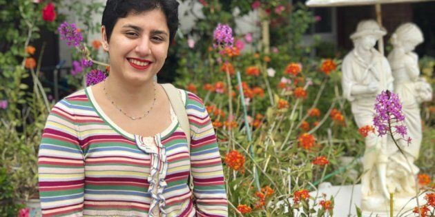 Alaleh Azhir, a 21-year-old senior at Johns Hopkins University in Baltimore, Md., is among the latest crop of American Rhodes scholars, which has 21 women, more than any other single class.