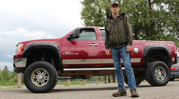 Chris Wiggins began his career as a horse logger but now he embraces technology and
