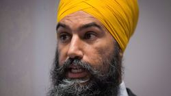Singh Says Plan To Raise Low Poll Numbers Is To 'Keep On