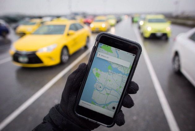 Ride-hailing companies like Uber could begin operations in British