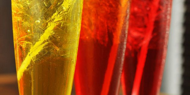 Sugar in sweetened drinks could raise blood glucose