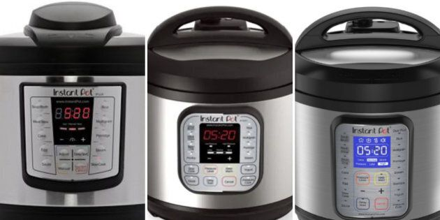 Six of the best Black Friday deals on Instant Pots.