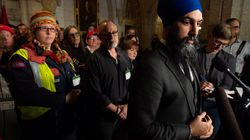 Singh Sticking With High-Stakes B.C. Run, Despite Opening On His Home