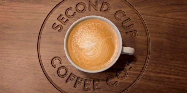 A group of Second Cup Ltd. franchisees is each suing the struggling Canadian coffee chain for $300,000,...