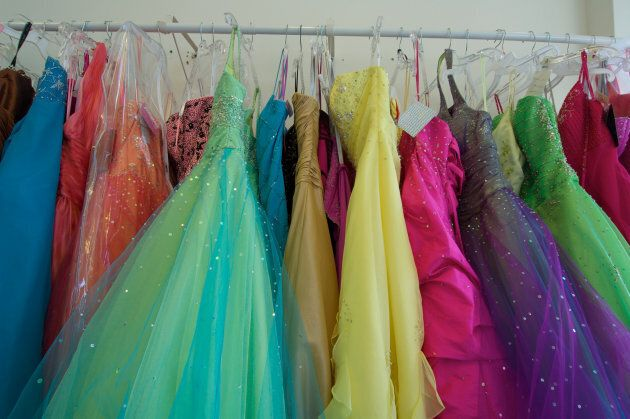 The cost of prom can be prohibitive for many families.