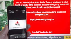 Get Ready For An Emergency Alert Test On Your Phone, TV,