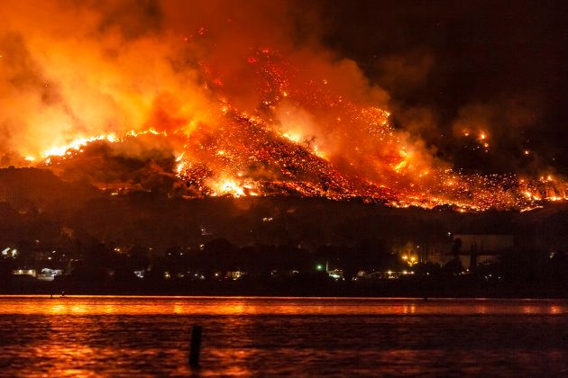 The 2018 wildfire season is the most destructive on record in California, with a total of 7,579 fires burning.