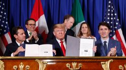 Canada Signs New Trade Deal With U.S.,