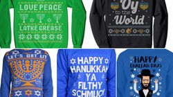 Live Your Best, Tackiest, Coziest Life In These Hanukkah