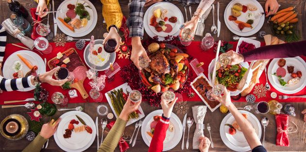 A Holiday Dinner Checklist You Can Start Now For A Stress-Free