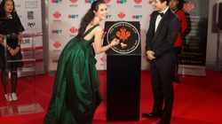 Tessa And Scott Are Thrilled With Their Star On Canada's Walk Of