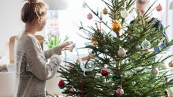 How To Make Your Real Christmas Tree Last Through The