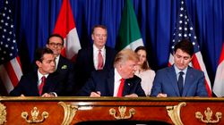 Trump To Kill NAFTA To Push U.S. Congress To Approve New Trade