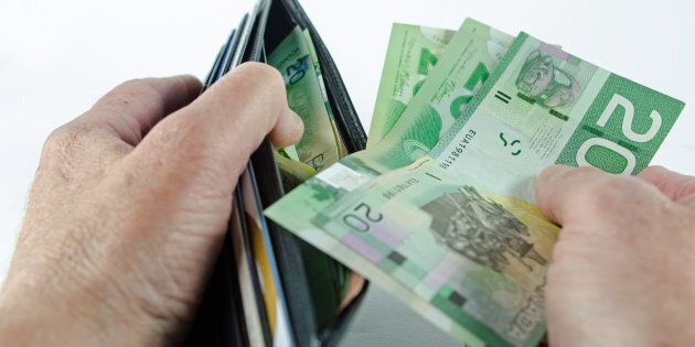 Canadians Are Eating Into Their Savings To Stay Afloat, StatCan Data