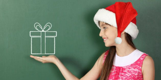 You don't have to spend a fortune to find a great gift for your child's teacher.
