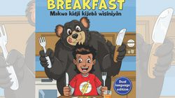 Robert Munsch's New Book Is Also In Algonquin Thanks To Indigenous