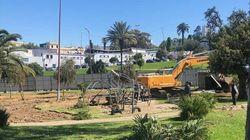 Les Tangérois observeront deux sit-in contre la destruction du jardin