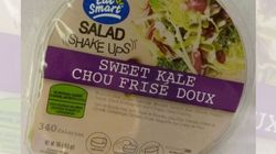 Packaged Kale Salad Recalled Due To Possible Listeria