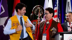 Trudeau Wants New Relationship With Indigenous People To Be His