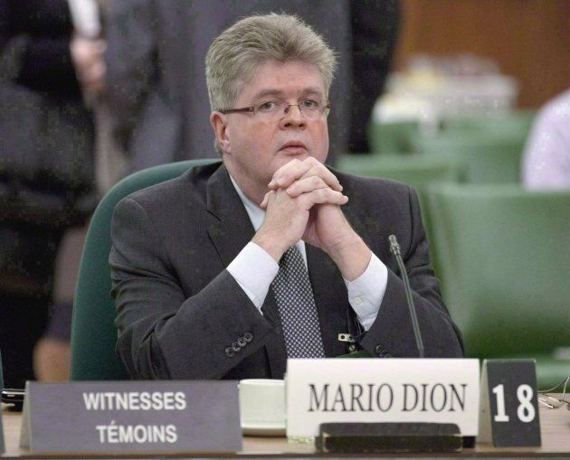Ethics watchdog Mario Dion says Conservative Leader Andrew Scheer's office urged an MP to share a letter...