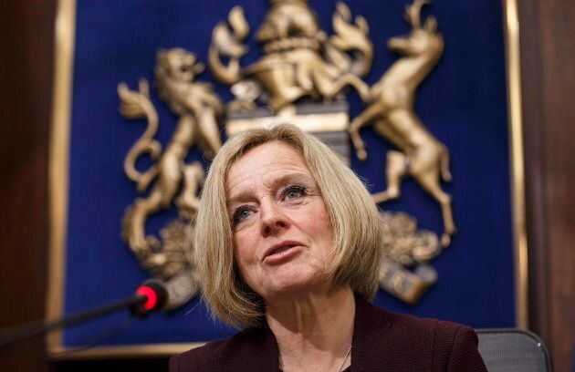 Alberta Premier Rachel Notley was initially an ally of the federal government, but a rift over the contentious...