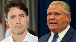 Feds Expect Doug Ford Will Try To Derail Premiers' Summit With
