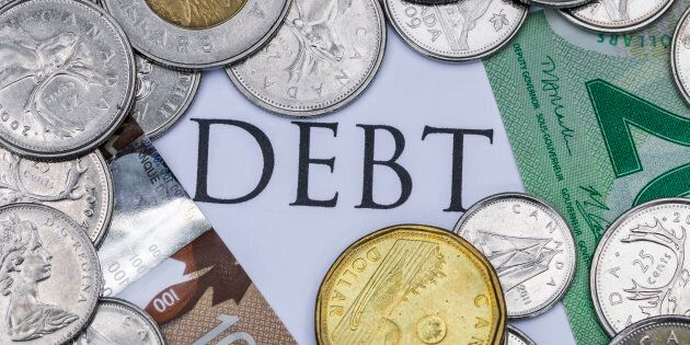 Household debt in Canada is growing at the slowest pace in 35 years, in a sign efforts to cool the country's housing markets have had an effect.