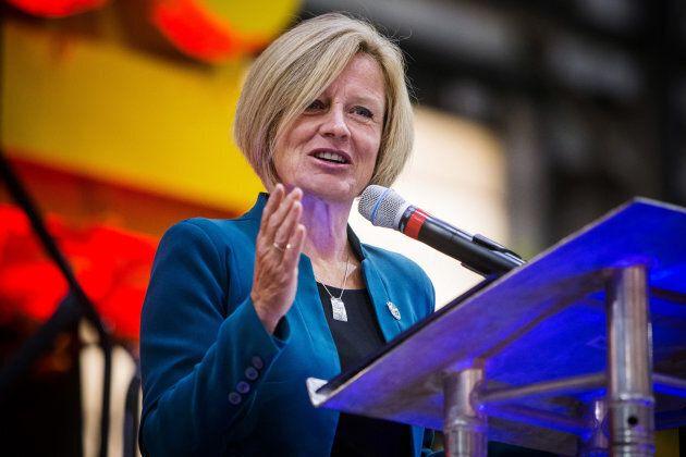 Rachel Notley, Alberta's