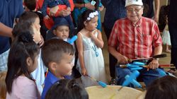 Culturally Specific Child Care Helps Instil Pride In Indigenous
