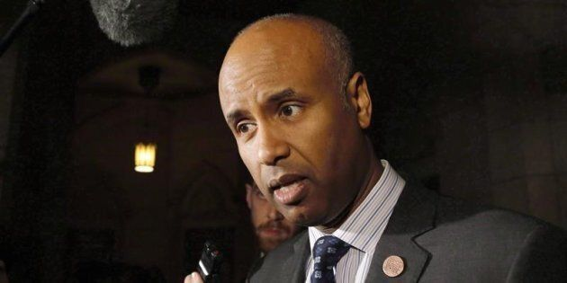 Immigration Minister Ahmed Hussen defends Canada signing onto UN migration