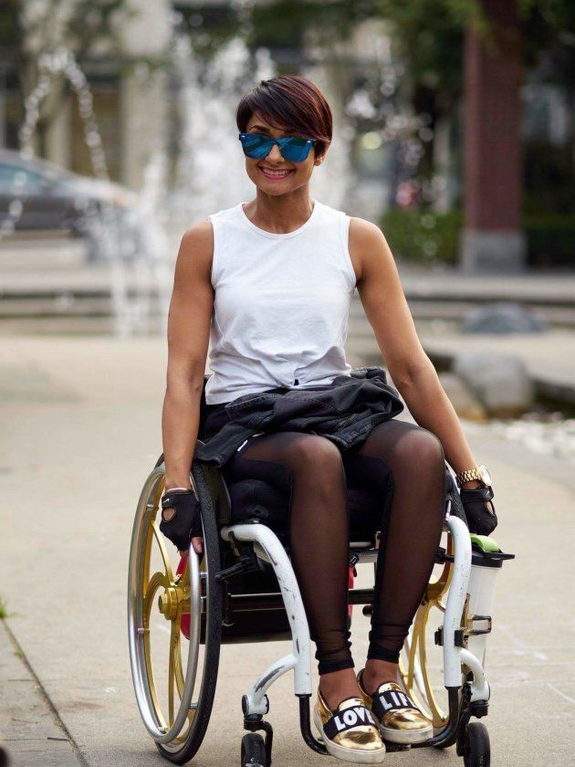"""""""When you start paying attention, you'll see it,"""" Benveet Gill said about barriers faced by people with mobility issues."""