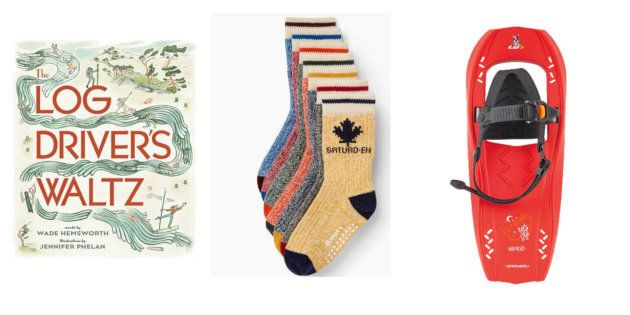 Non Toy Gifts For Kids Who Love Rocking Canadian Gear Huffpost Canada Parents