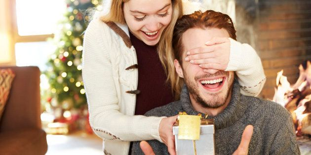 Shopping for the guy in your life doesn't have to be
