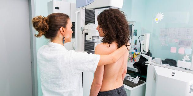 New breast-cancer screening guidelines have been released by by the Canadian Task Force on Preventive...