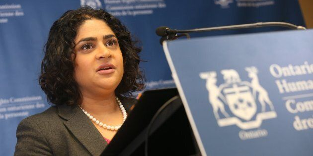 Ontario Human Rights Commission chief commissioner Renu Mandhane says the inquiry into racial profiling...