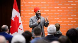 Singh Admits There Are 'Worries' Within NDP About Party's